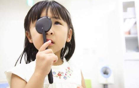 子供の視力低下が心配です! 11月28日目の体操講座
